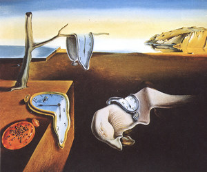 art, salvador dali, and surrealism image