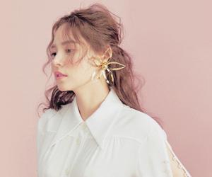 girl, korean, and model image