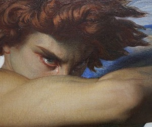 alexandre cabanel, fallen angel, and 2017 image