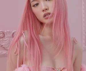 Girl Crush, pastels, and photoshoot image
