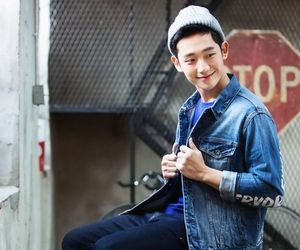 handsome, korean actor, and jung hae in image