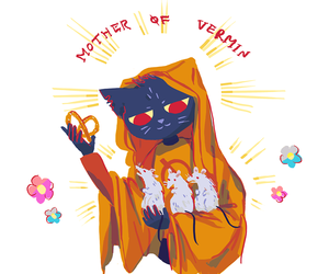 mae, mother, and Queen image