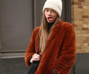 coat, fashion, and style image