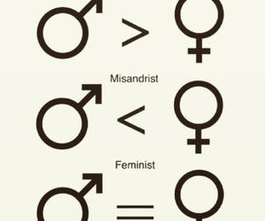 feminism, equality, and feminist image