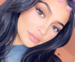 kylie jenner, beauty, and snapchat image