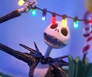 christmas, Halloween, and the nightmare before christmas image