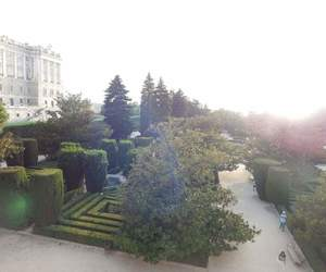 Espagne, garden, and madrid image