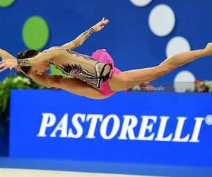 italy, farfalle, and rhytmic gymnastic image