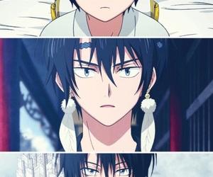 anime, hak, and akatsuki no yona image