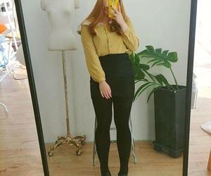 body, fashion, and koreangirl image