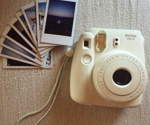 camera, tumblr, and polaroid image