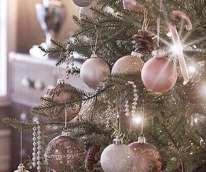 christmas, holiday, and decoration image