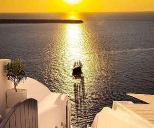 Greece, santorini, and Island image