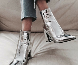 boots, dior, and chanel image
