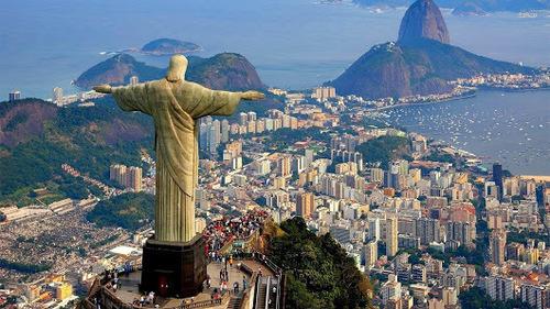 brazil, brasil, and rio de janeiro image