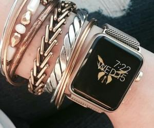 bracelets, gold, and series 3 image