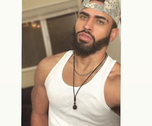 men, puerto rican, and black king things image