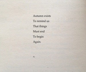 quotes and autumn image