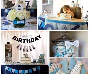 baby, birthday, and little man image