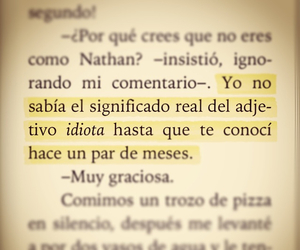 book, idiota, and frases image
