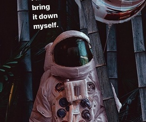 astronauts, balloons, and i want image