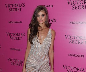 brown hair, gorgeous, and Victoria's Secret image