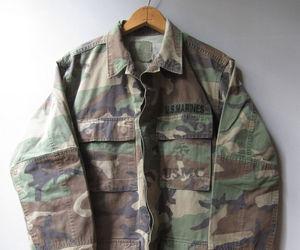 ebay, grunge, and military image