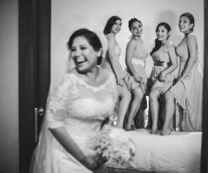 bride, lindas, and amistad image