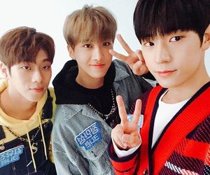 knk, seungjun, and inseong image