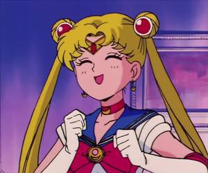 anime, japan, and sailor moon image