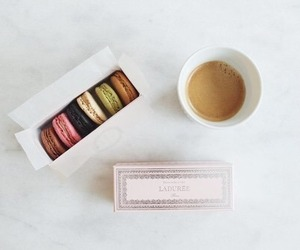 coffee, girly, and dessert image