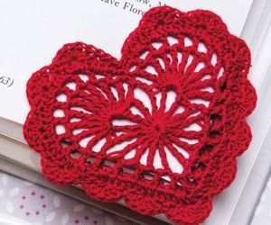 bookmark and crochet image