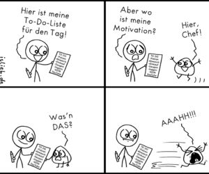 arbeit, motivation, and lernen image