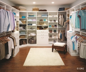 walk-in closets, custom closets, and custom closet design image