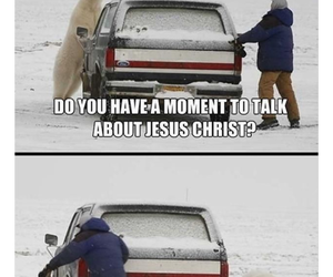 funny, jesus, and quote image