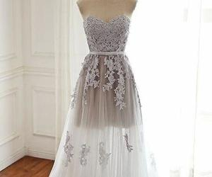 dress, party, and prom dress image
