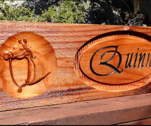 lake house signs, personalized family signs, and custom rustic wood signs image