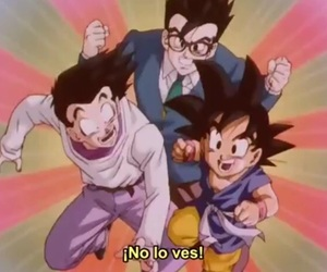 dragonball, gt, and son image
