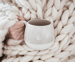 cozy, coffee, and winter image