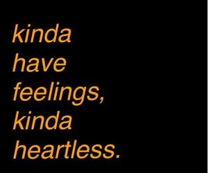 feelings, hate, and heart image