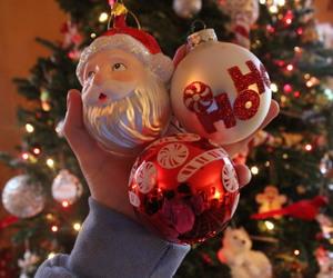 christmas, xmas, and lights image