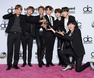 kpop, bts, and bbma image