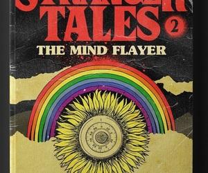 stranger things, stranger, and the mind flayer image