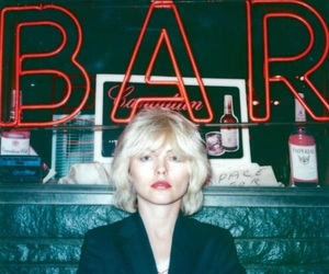 debbie harry and bar image