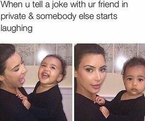 joke, funny, and friends image