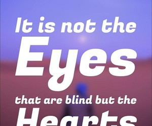 blind, eyes, and fact image
