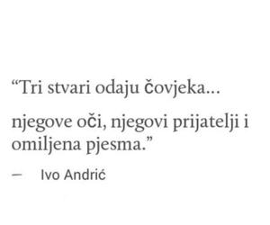 oči, prijatelj, and pesma image