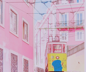 aesthetic, asian, and pink image