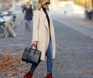 bag, style, and boots image
