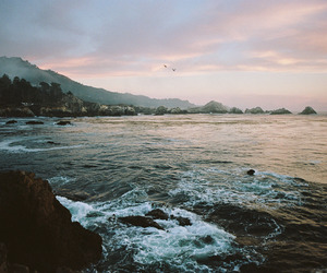 nature, ocean, and pretty image